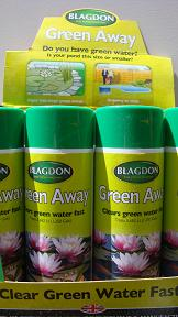 Green Away 125 ml