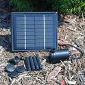 Reefe 470 Solar Pump and Fountain Kit
