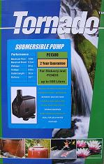 Tornado Sumersible Pump PE1500